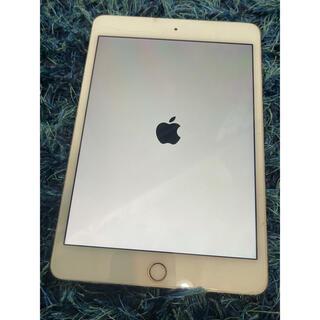 Apple - docomo iPad mini4 Wi-Fi+Cellular SIMフリー済