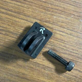 美品 REC-MOUNTSライトアダプター CATEYE用 樹脂タイプ