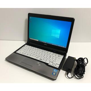 富士通 - FUJITSU LIFEBOOK ノートパソコン i5-3320M SSD128