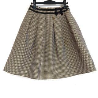 M'S GRACY - エムズグレイシー スカート サイズ38 M -