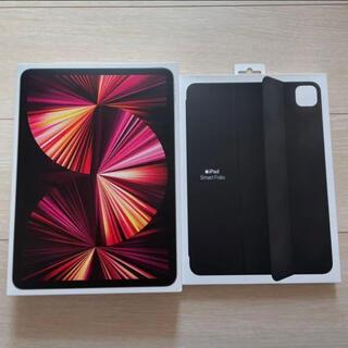iPad - 【純正カバー付き】Apple iPad Pro 11インチ M1 256GB