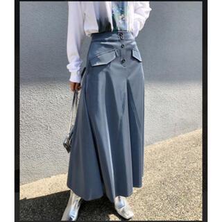 Ameri VINTAGE - ameri vintage レザーロングスカート アメリヴィンテージ