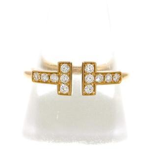 Tiffany & Co. - ティファニー リング美品  Tワイヤー