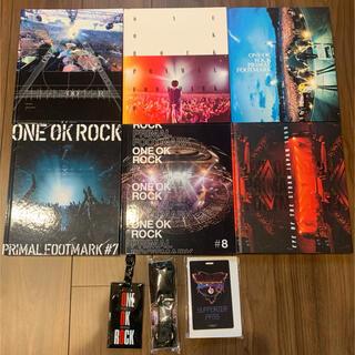 ワンオクロック(ONE OK ROCK)のONE OK ROCK ワンオク PRIMAL FOOTMARK   #4〜#9(ミュージシャン)