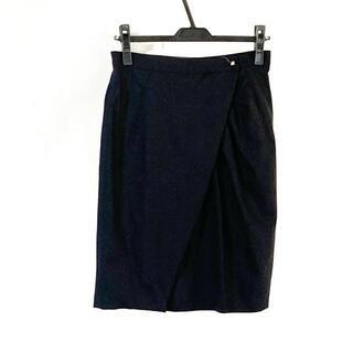 フェンディ(FENDI)のフェンディ スカート サイズ40 M - 黒(その他)