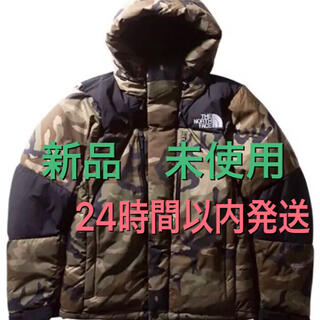 THE NORTH FACE - クーポンあり THE NORTH FACE  バルトロライト ウッドランドカモ