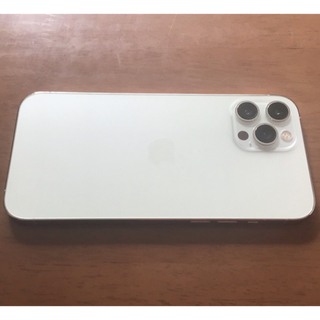 iPhone - iPhone12ProMax 128GBシルバーSIMフリー 付属品未使用