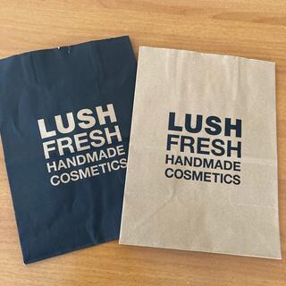 ラッシュ(LUSH)のLUSHショッパー(ショップ袋)