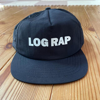 ビームス(BEAMS)のLOG RAP Cap ログラップ キャップ(キャップ)