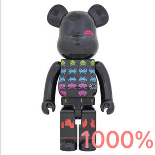 MEDICOM TOY - BE@RBRICK SPACE INVADERS 1000% ベアブリック