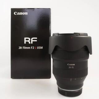 Canon - 【美品】Canon RF28-70mm F2 L USM