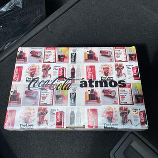 MEDICOM TOY - BE@RBRICK atmos × Coca-Cola100% 400%