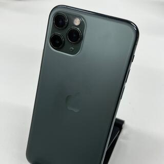 Apple - iPhone11pro 64gb ミッドナイトグリーン  バッテリー97%