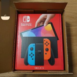任天堂 - Nintendo Switch 本体 (有機ELモデル)新品未使用