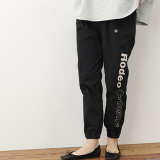 RODEO CROWNS WIDE BOWL - ロデオ☆ジョガーパンツ