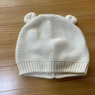 エイチアンドエム(H&M)のH&Mベビー H&Mキッズ ニット帽 くまさん帽子(帽子)
