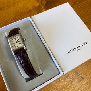 ユナイテッドアローズ(UNITED ARROWS)のUNITED ARROWS ユナイテッドアローズ 腕時計(腕時計)