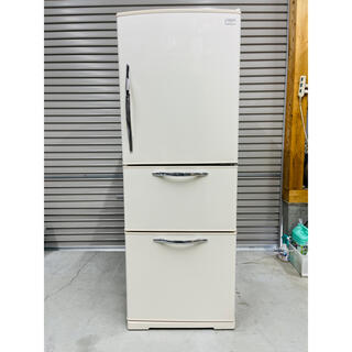 ヒタチ(日立)のHITACHI 3ドア冷凍冷蔵庫 265L(冷蔵庫)