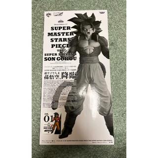 ドラゴンボール(ドラゴンボール)のドラゴンボール 孫悟空 超サイヤ人4  A賞 SMSP フィギュア(アニメ/ゲーム)