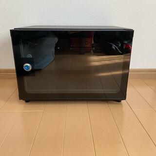 防湿庫 Re:CLEAN 日本製アナログ湿度計 カメラ用 21L  RC-21L(防湿庫)