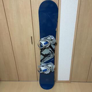 ケーツー(K2)のスノーボード 158 初心者 K2 ケーツー ビンディング(ボード)