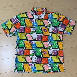 BEAMS - BEAMS GOLF ポロシャツ Lサイズ メンズ