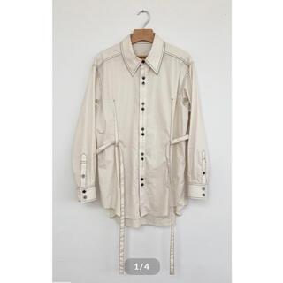 COMME des GARCONS - HARUKI SIMAMURA デザインシャツ