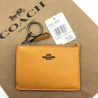 COACH - 【COACH☆新品】完売品!ミニ スキニー ID ケース!ポールン!1点限りです
