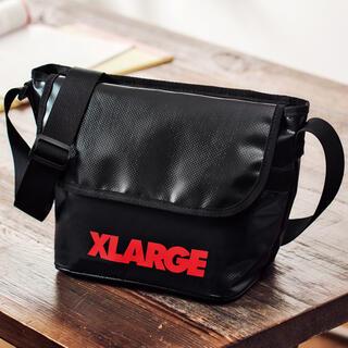 XLARGE - 【smart 19年11月号付録】エクストララージ ターポリン風ショルダーバッグ
