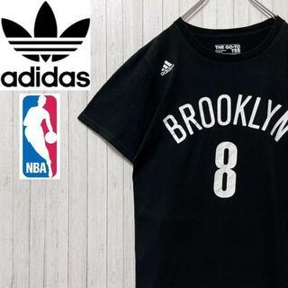 adidas - adidas アディダス NBA Tシャツ 黒 バックプリント ウイリアム S