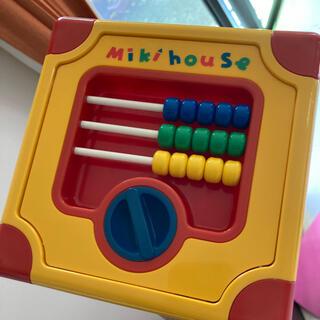 ミキハウス(mikihouse)のミキハウスの型はめパズル(知育玩具)