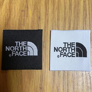 THE NORTH FACE - タグワッペン