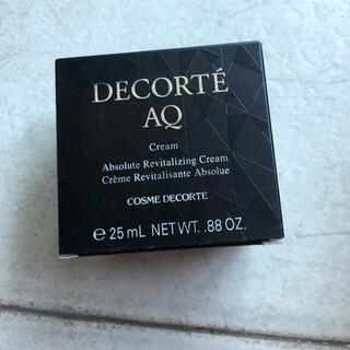コスメデコルテ(COSME DECORTE)の新品め コスメデコルテ AQ クリーム(フェイスクリーム)