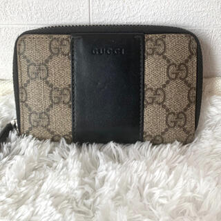Gucci - GUCCI グッチ財布 GGスプリーム コインケース カードケース