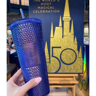 Disney - スタバ タンブラー スターバックス WDW 50周年 ディズニー ラウンジフライ
