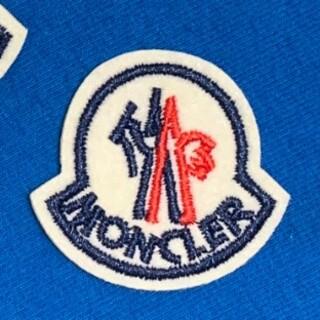 MONCLER - モンクレール アイロンワッペン