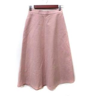 ダズリン(dazzlin)のダズリン dazzlin ロングスカート フレア M ピンク /YI(ロングスカート)