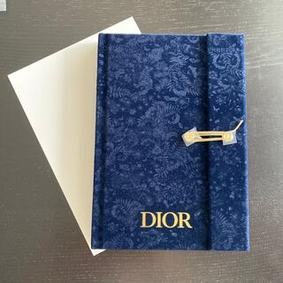 ディオール(Dior)のDior ✨期間限定✨ノベルティー手帳(ノート/メモ帳/ふせん)