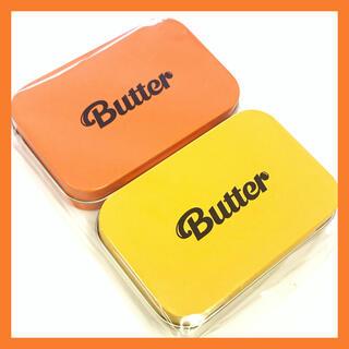 防弾少年団(BTS) - BTS Butter 公式 weverse 缶ケース Peaches Cream