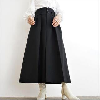 ドゥロワー(Drawer)のSHE Tokyo Giselle Super Wool 34size(ロングスカート)