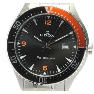 エドックス(EDOX)の☆美品 ★保 エドックス C1 Diver   53016 メンズ 【中古】(腕時計(アナログ))