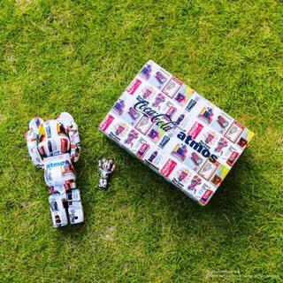 MEDICOM TOY - BE@RBRICK atmos × Coca-Cola TYPE-5