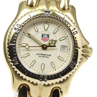 タグホイヤー(TAG Heuer)のタグホイヤー セル  WG1330-0 クォーツ レディース 【中古】(腕時計)