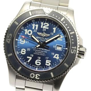 ブライトリング(BREITLING)のブライトリング スーパーオーシャンII A17392 メンズ 【中古】(腕時計(アナログ))