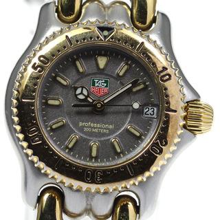 タグホイヤー(TAG Heuer)のタグホイヤー セル  WG1420-0 クォーツ レディース 【中古】(腕時計)