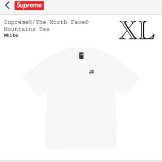 Supreme - Supreme The North Face Mountains Tシャツ XL