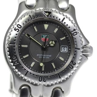 タグホイヤー(TAG Heuer)のタグホイヤー セル プロフェッショナル200M レディース 【中古】(腕時計)