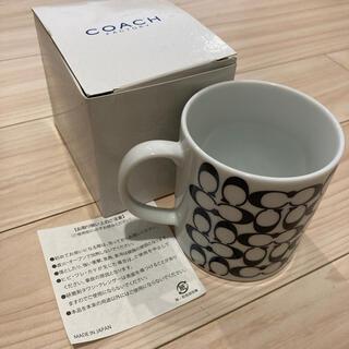 コーチ(COACH)のCOACH コーチ / ノベルティ マグカップ(グラス/カップ)