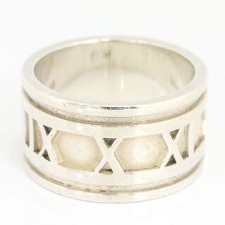 ティファニー(Tiffany & Co.)の ティファニー リング アトラス ワイド SV サイズ(リング(指輪))