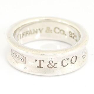 ティファニー(Tiffany & Co.)の ティファニー リング 1837 SV サイズ8.5号(リング(指輪))